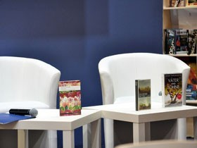 Иван Тургенев на Франкфуртской книжной ярмарке