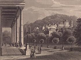 Die russische Geschichte von Baden-Baden